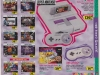 Super Nintendo Console and Games (1996)