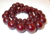 Bakelite Jewelry Beads/Necklace