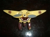 Bakelite Pin: Airplane