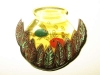 Bakelite Pin: Fishbowl