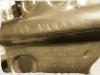 Buck Rogers Atomic Pistol Lettering