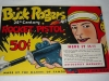 Buck Rogers Ray Gun Advertisement (1930s)