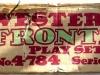 Johnny Ringo, Western Frontier Original Vintage Box (1960)