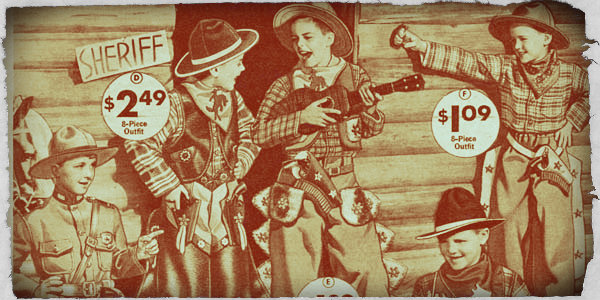 1930s Boys Costumes