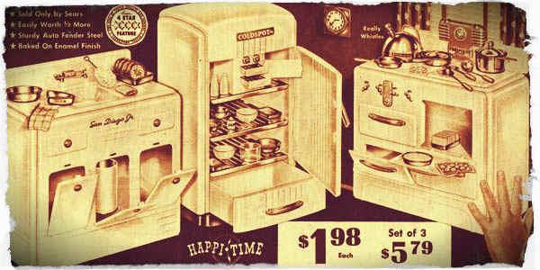 1940s Toys