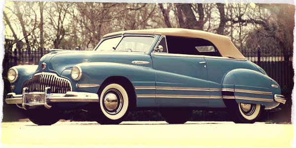 1947 Buick Convertible
