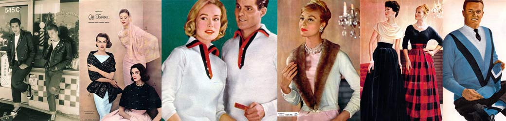 cb146a1ca71 1950s Fashion: Styles, Trends, Pictures & History