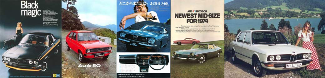 1970s Cars History Pictures Facts