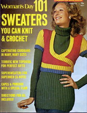 1973 Fashion: Sweaters