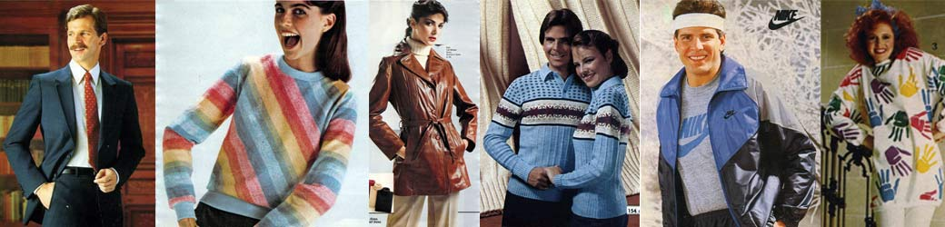 ebaec56ebbe 1980s Fashion  Styles