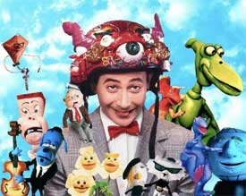 Pee Wee's Playhouse (1987)