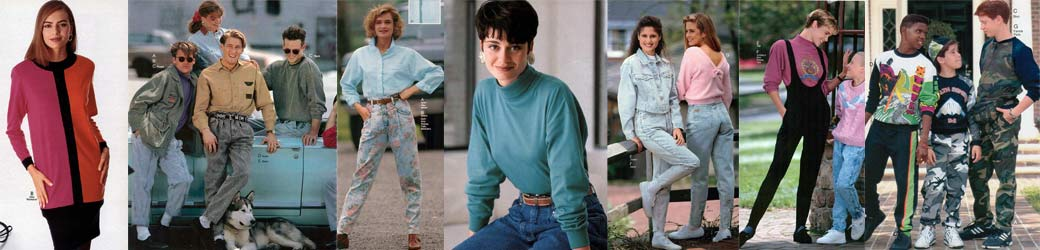 1990s Fashion: Styles, Trends, History & Pictures