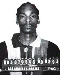 Murder was the case that they gave Snoop in 1993