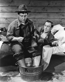 Abbott & Costello in Buck Privates (1941)