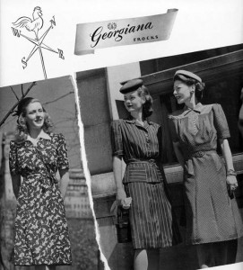 Georgiana Frocks (1943)