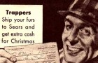 Trappers Send Your Furs to Sears (1943)