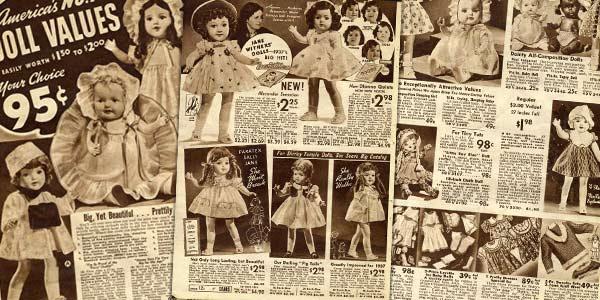 Vintage Baby Dolls (1937)