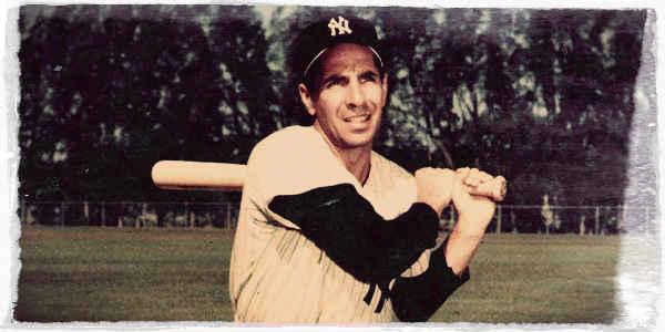 1950 AL MVP Phil Rizzuto
