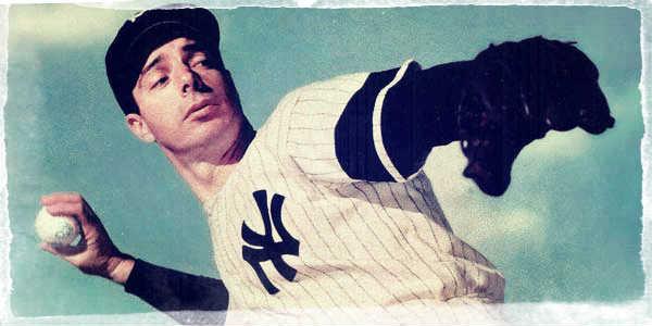 Joe DiMaggio in 1941, The Year of the Streak