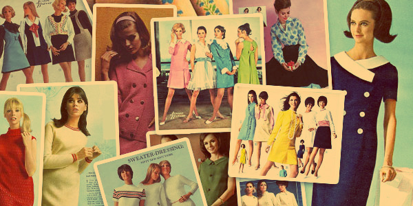1960s Dresses and Skirts