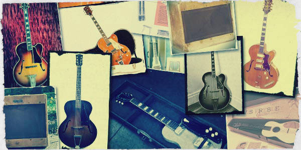 1950s Guitars