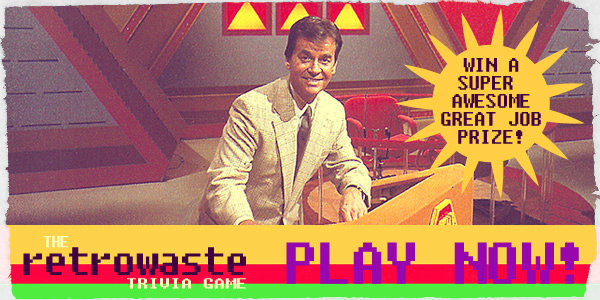 Play the Retro Trivia Game