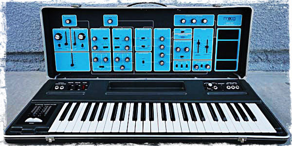 1970s Synthesizers & Keyboards
