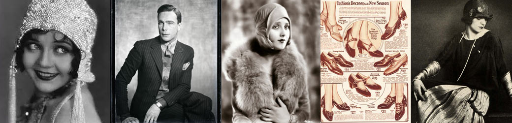 Fashion in the 1920s: Clothing Styles